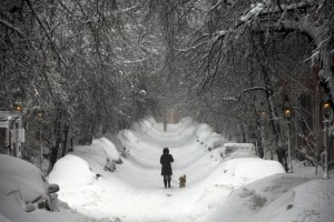 A-woman-walks-down-Beacon-Hill-during-a-severe-winter-storm-in-Boston-Massachusetts-on-February-9-2013.-ReutersBrian-Snyder