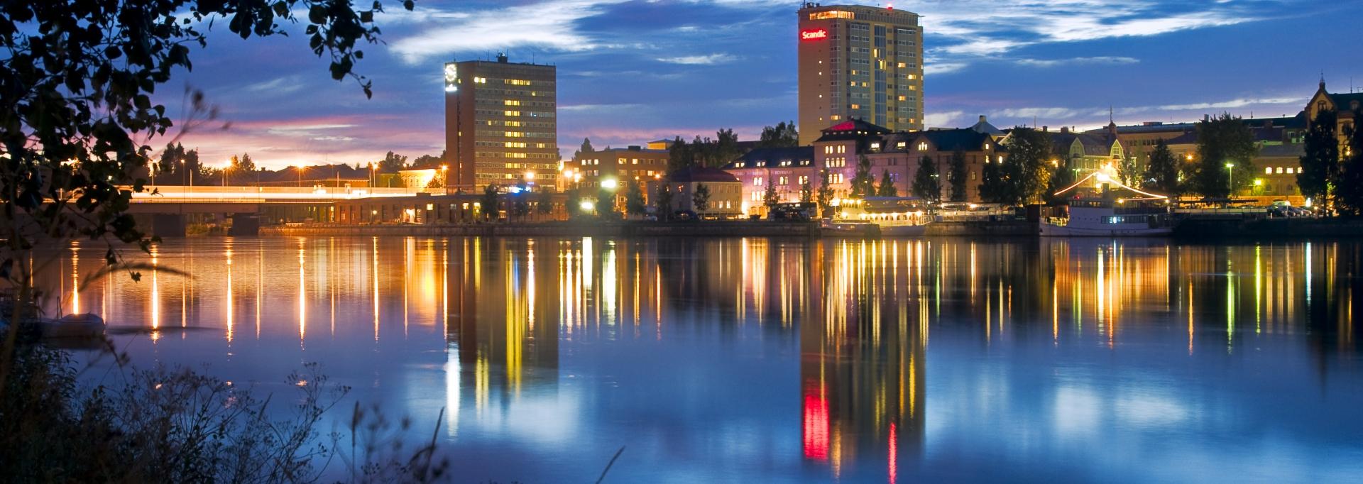 Resultado de imagem para Umeå