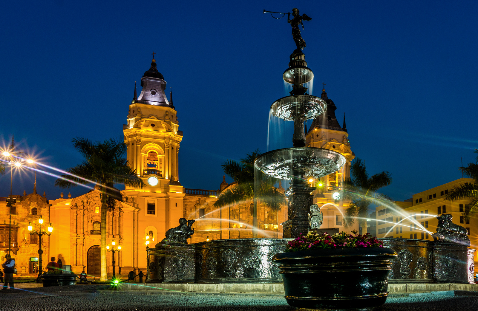 Is Traveling To Lima Peru Safe