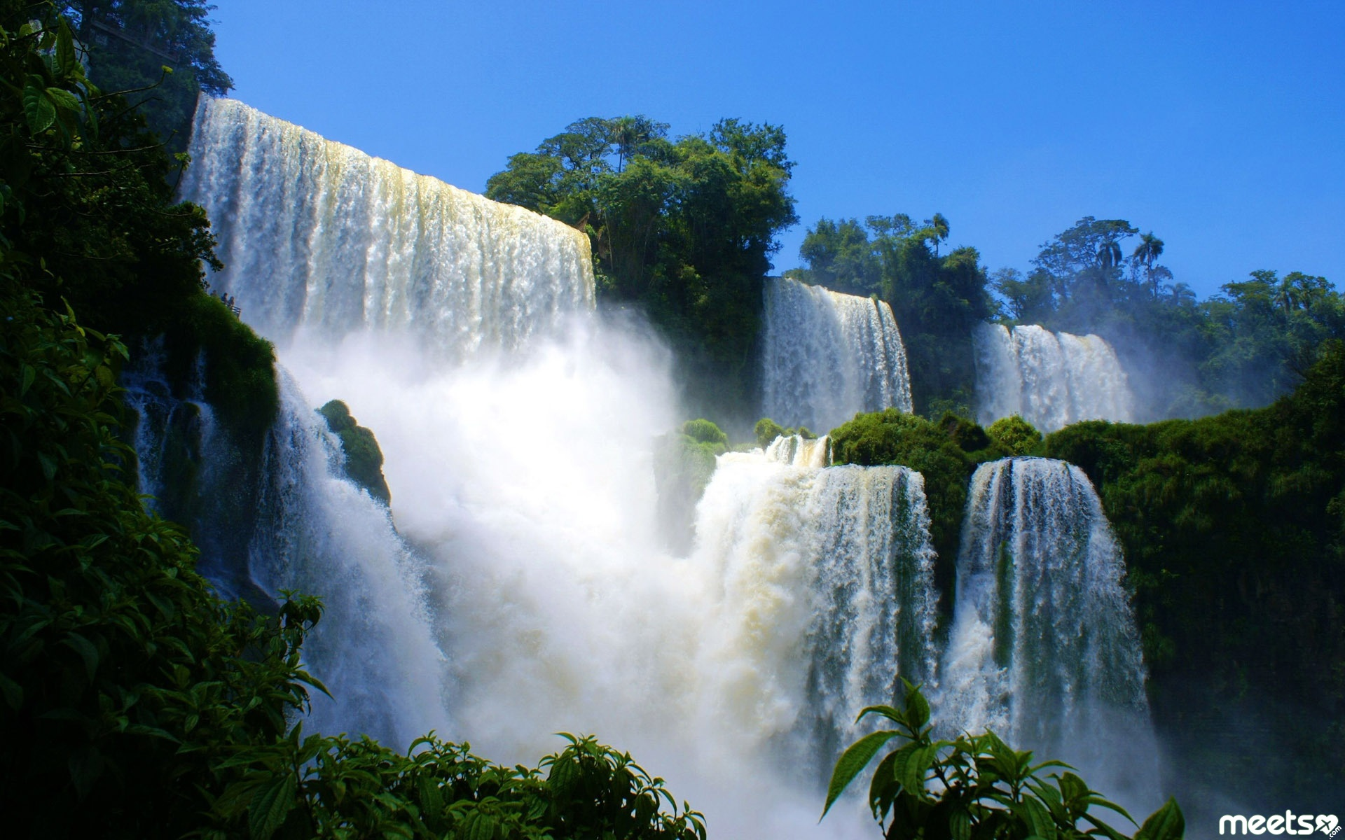 The Best Must-see Waterfalls In The World