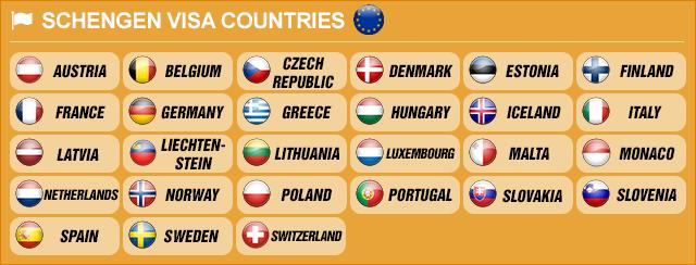 Europe Traveling Visa