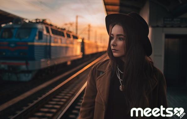 Знакомство с девушкой для путешествия