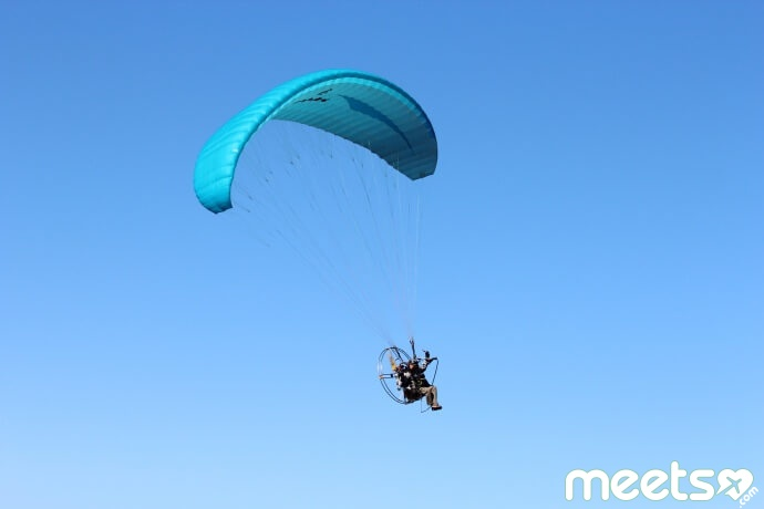 parashuting