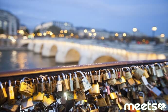 Love Locks, Paris