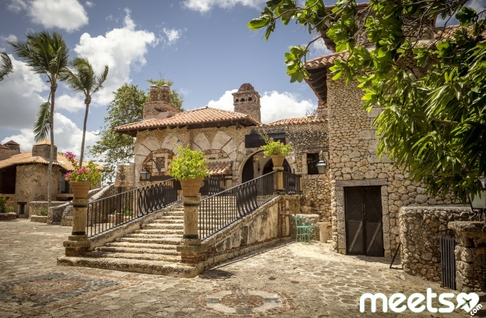 Altos de Chavon village, La Romana in Dominican Republic