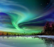 The Northern Lights, Sweden