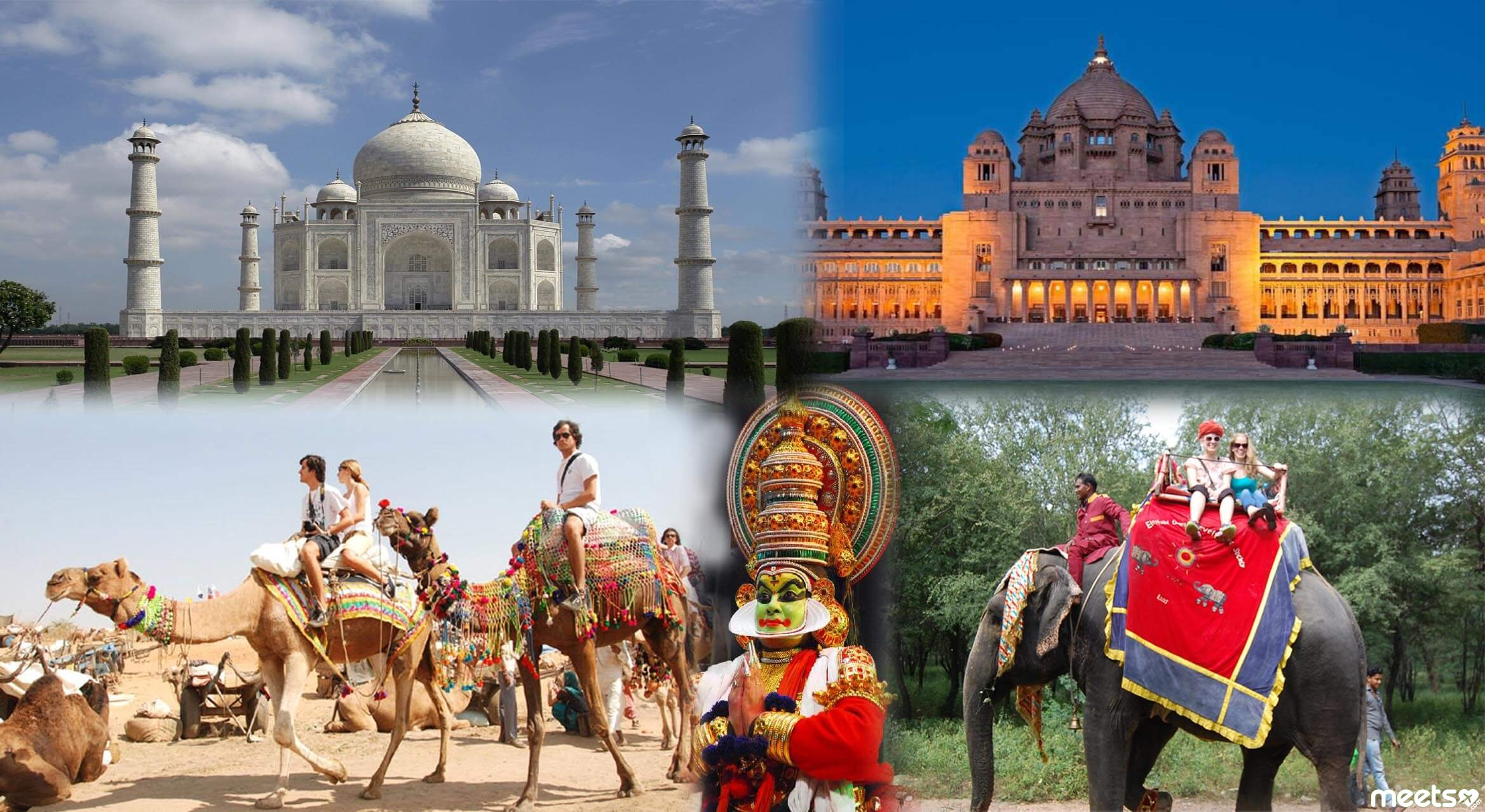 Where To Go For A Vacation This Autumn India Meetscom - India vacation