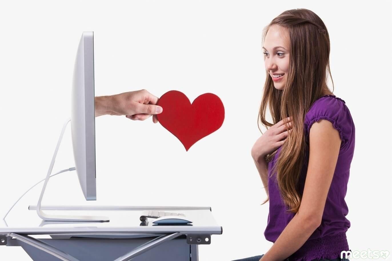 Как сделать приятно девушке в соц сети