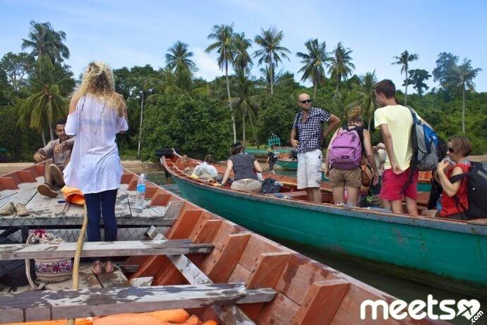 Koh Tonsay island