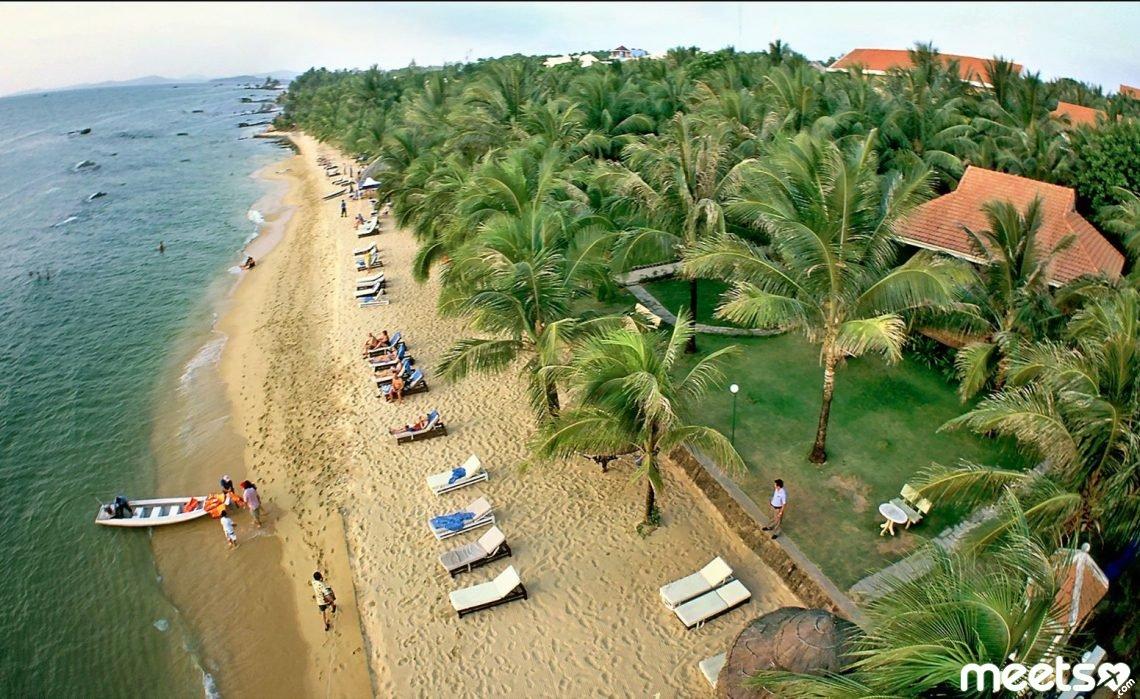 Ho Coc Beach Vietnam