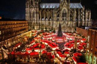Самые грандиозные рождественские ярмарки Европы