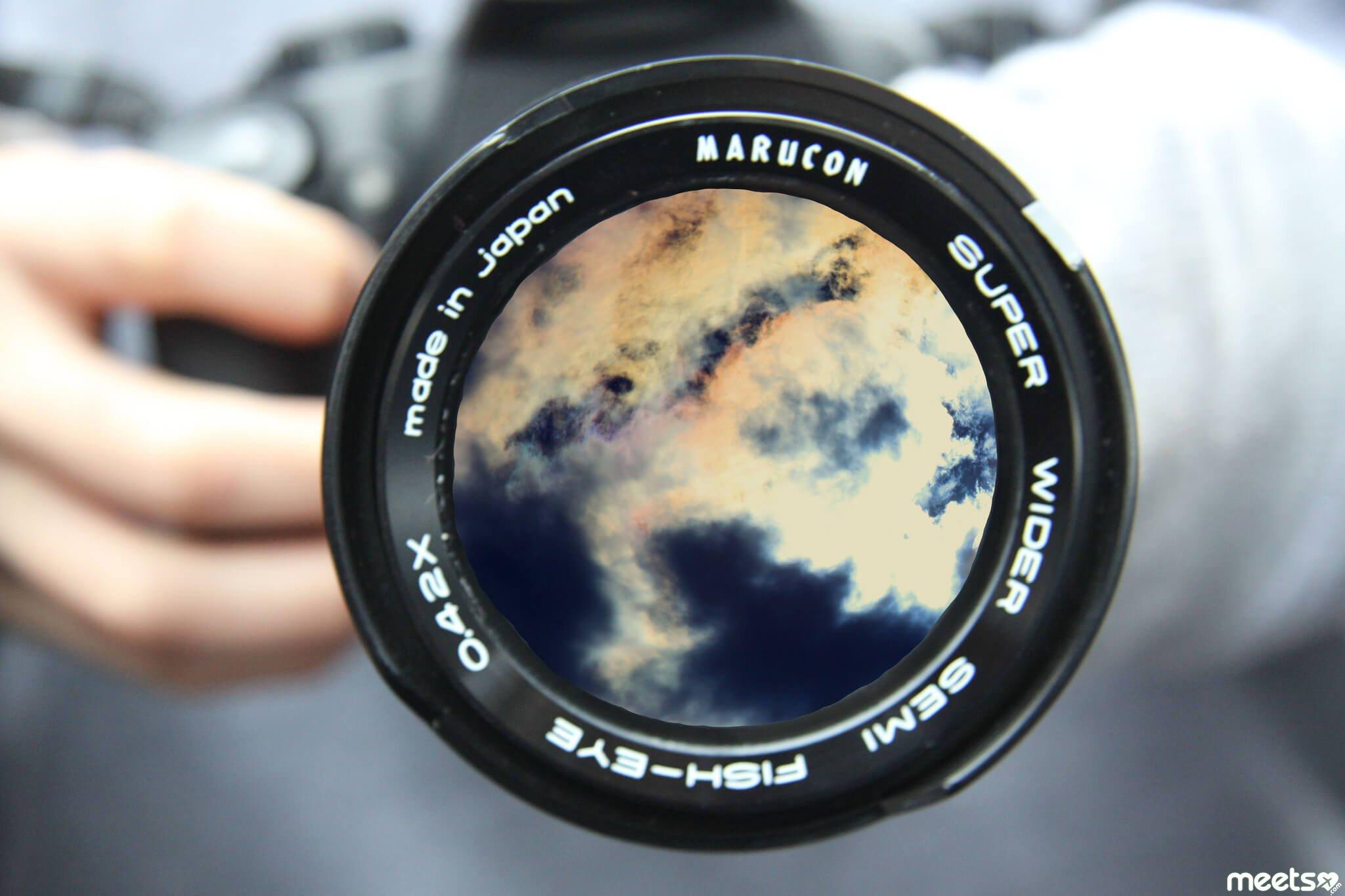 Как сделать фотографию на зеркалке красивой