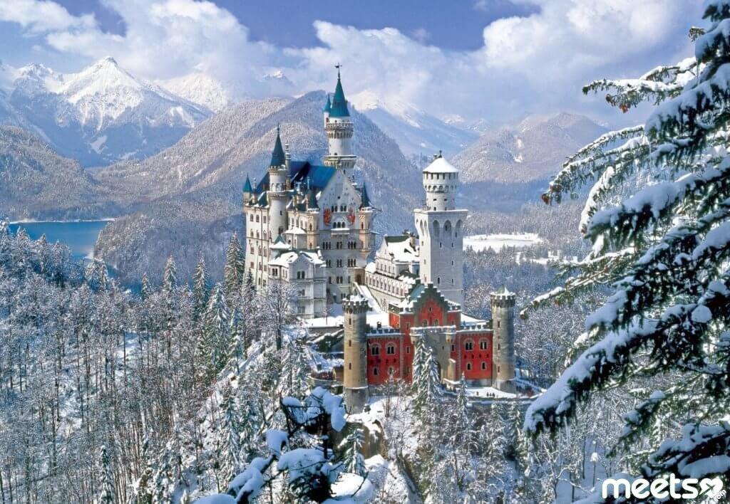 Топ-10 мест для сказочного зимнего путешествия