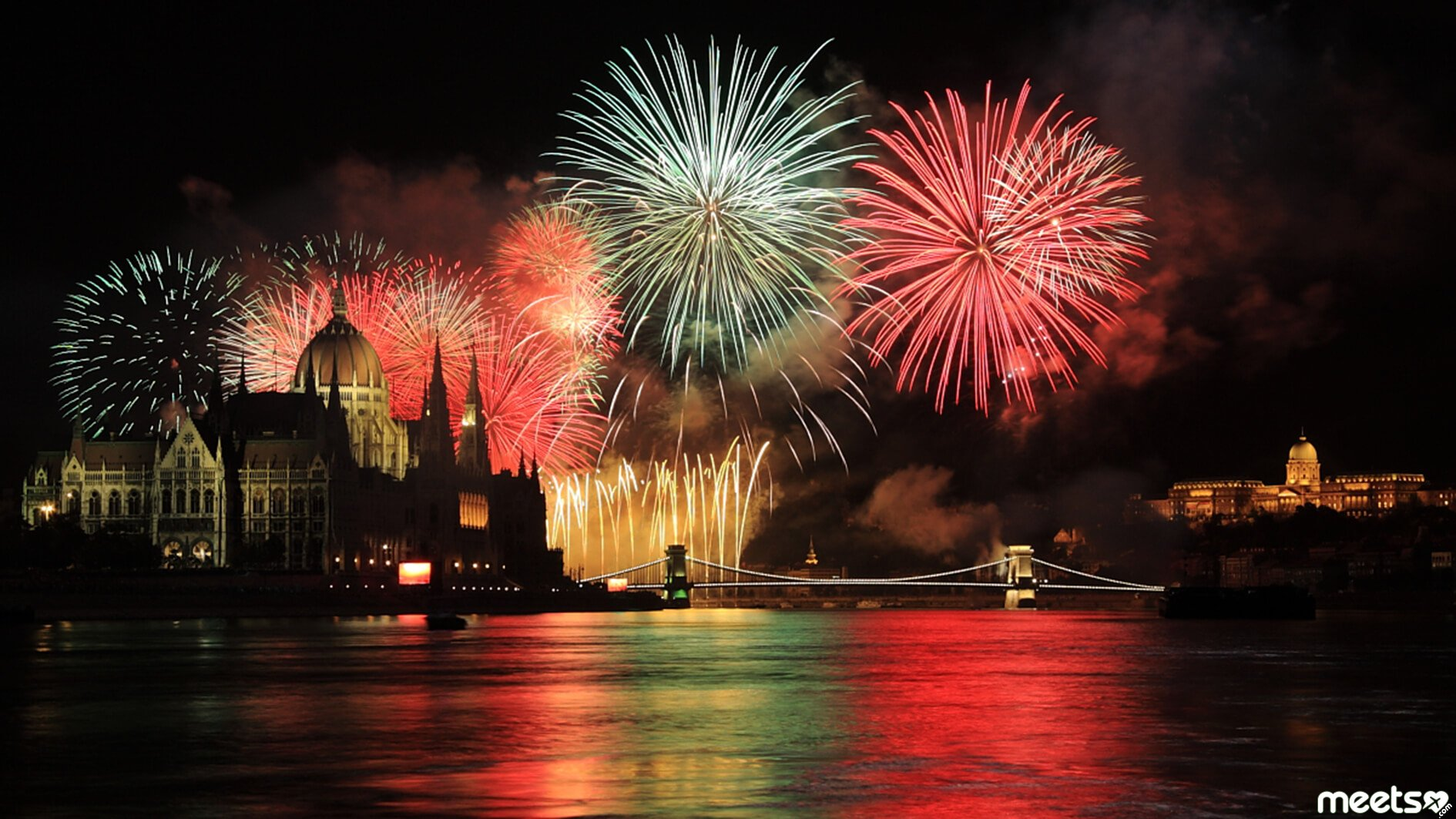 new year europe