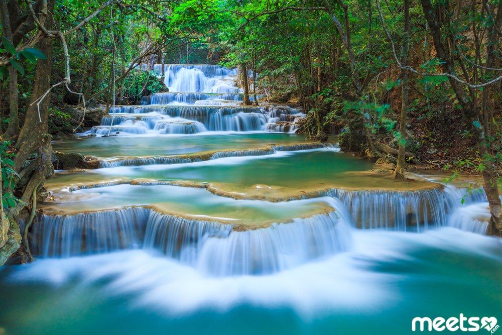 Park Erawan, Thailand