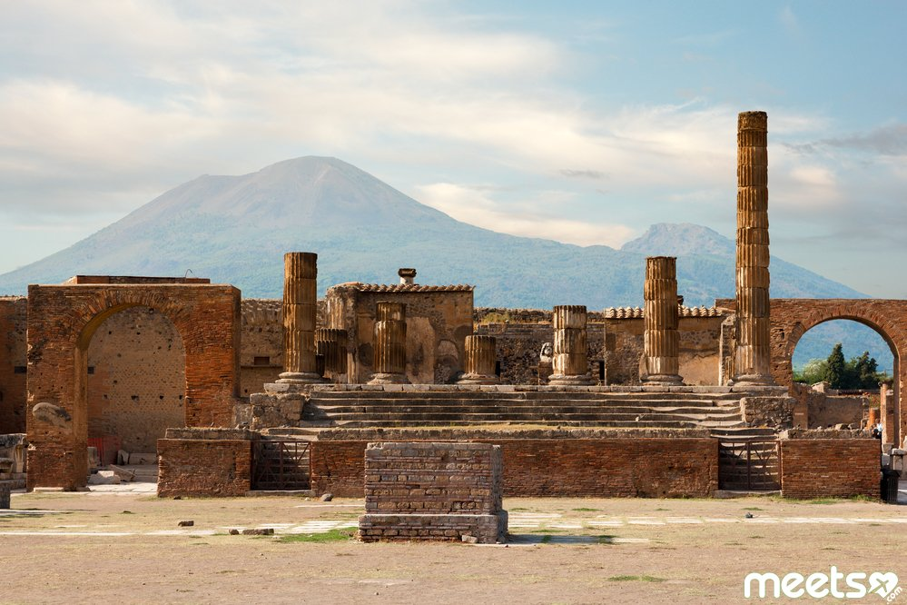 Ancient ruins of Pompei