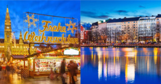Where to go in January: 5 interesting destinations for winter holidays