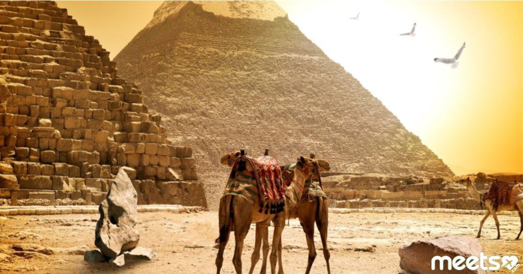 Египет: на зимовку или на постоянное место жительства!?