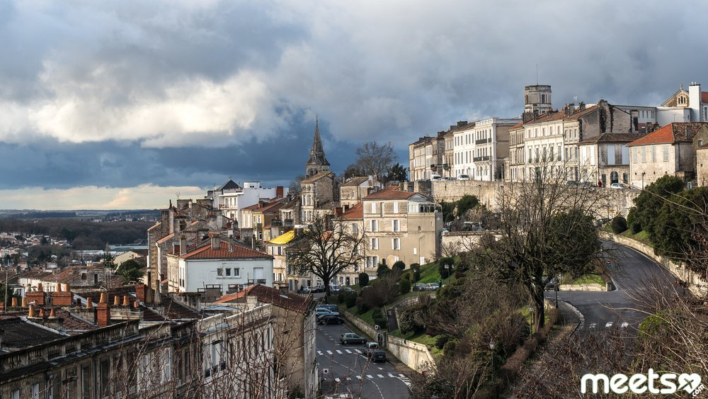 angouleme in winter