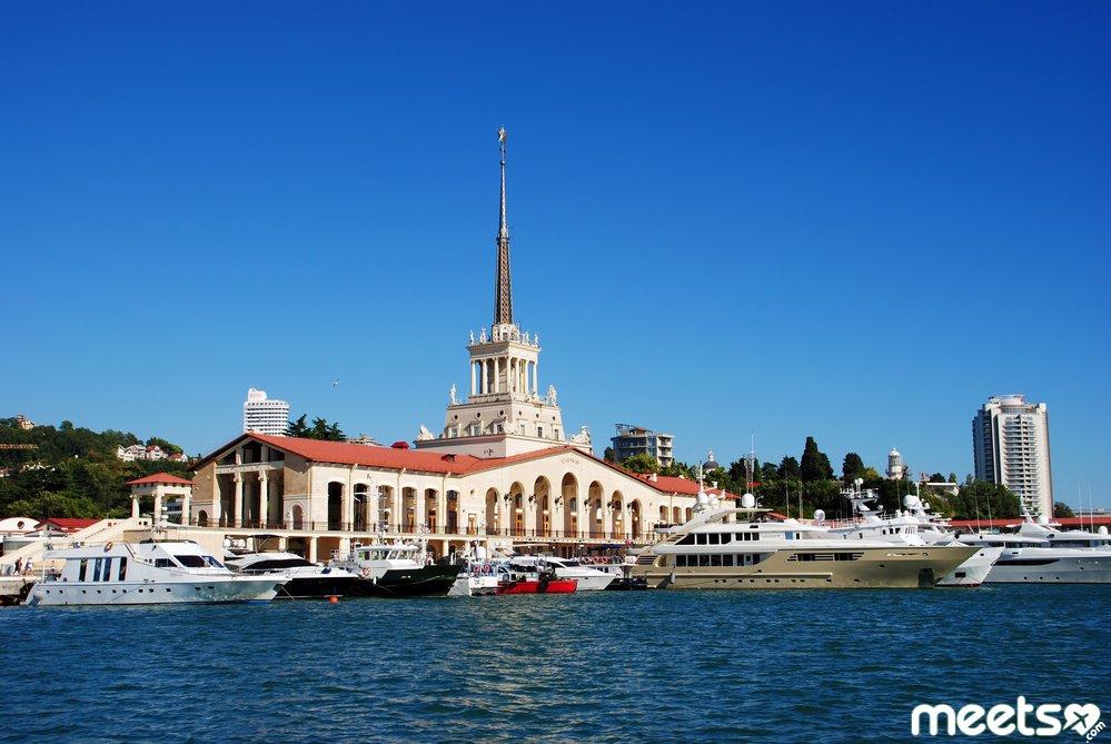 Sochi, Russian