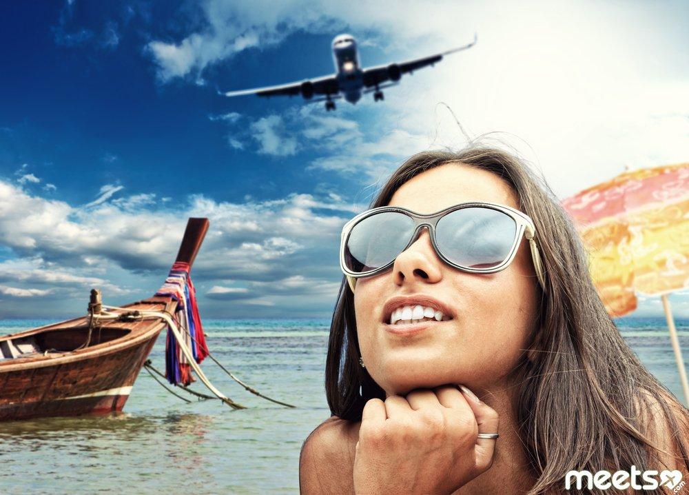 girl travels