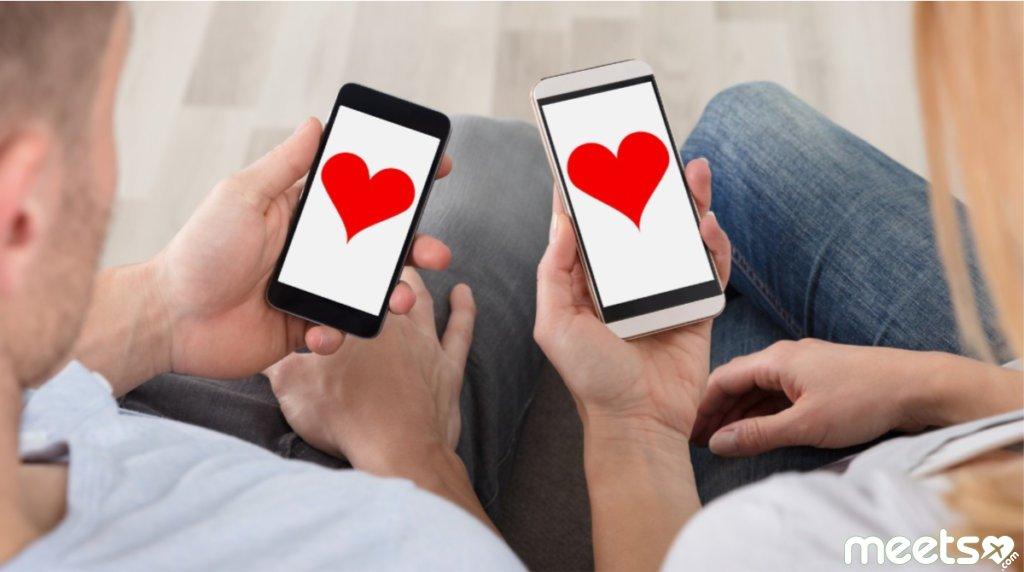 Интернет знакомства: за и против?