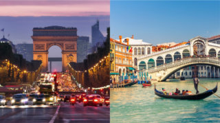 Valentine's Day: the best cities for a romantic trip with your other half