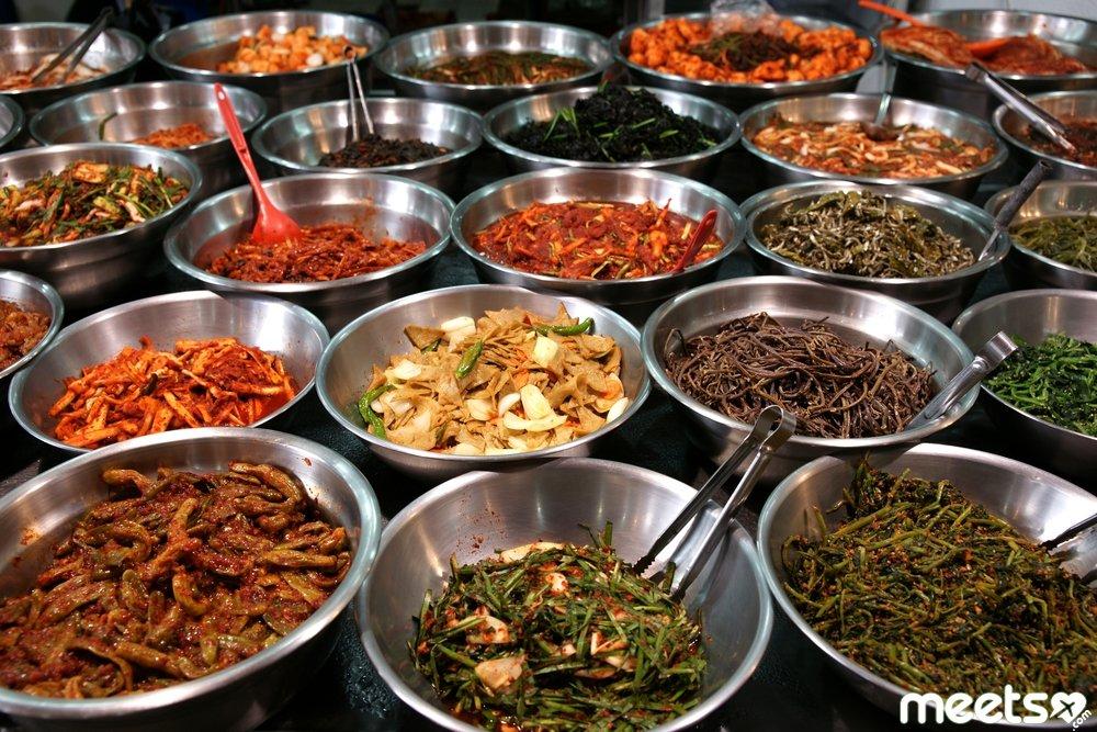 Korean traditonal food