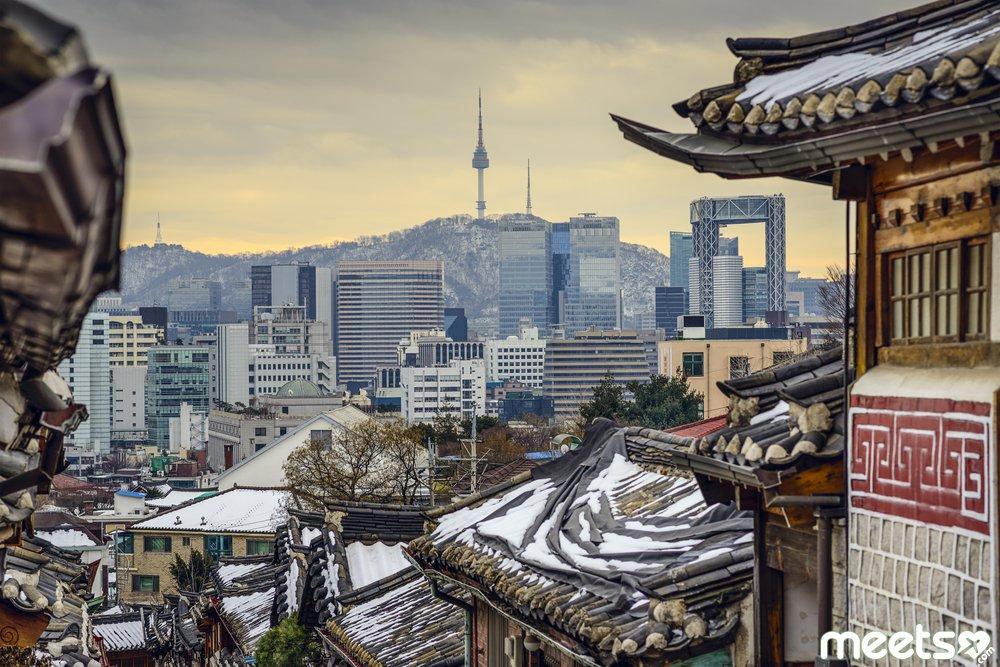 South Korea Historic Distric