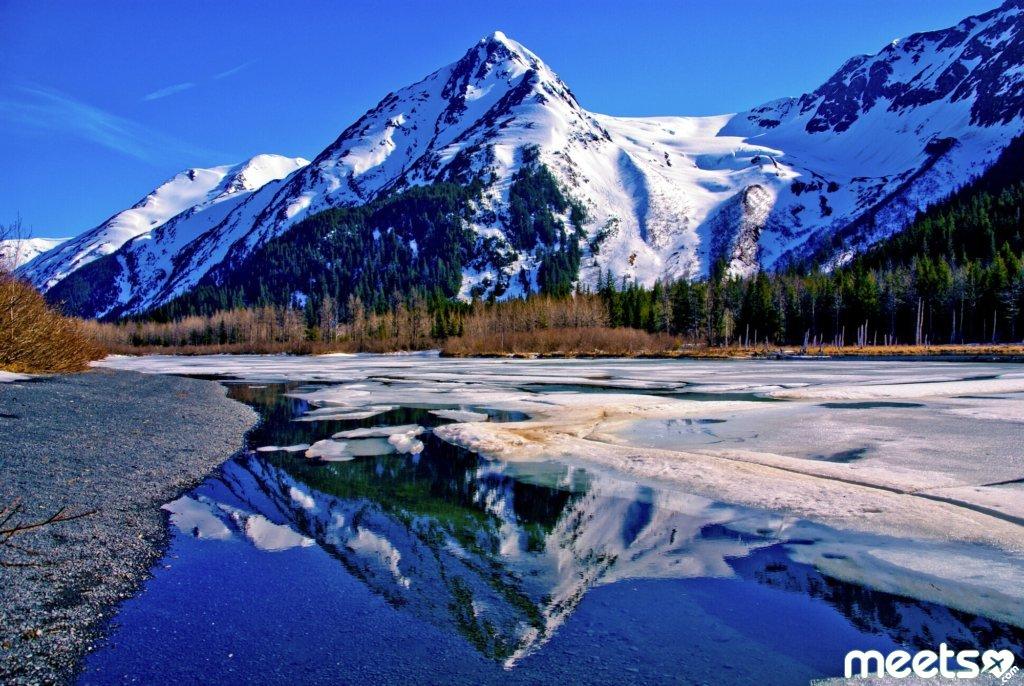Alaska wild nature