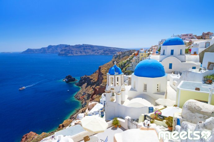 Греция осеью