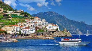 Амальфи — итальянский город удивительных закатов и небывалой архитектуры!