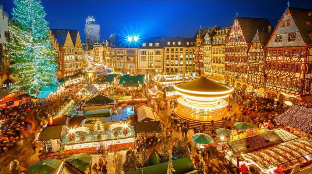 Куда поехать в декабре: самые интересные события и фестивали в Европе и мире