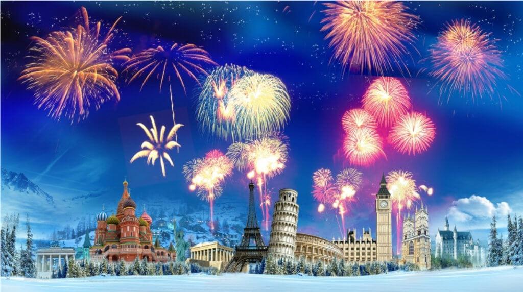 Новый год в Европе: 4 незабываемых тура на предстоящие зимние каникулы