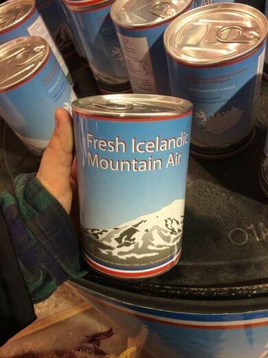 исландский воздух