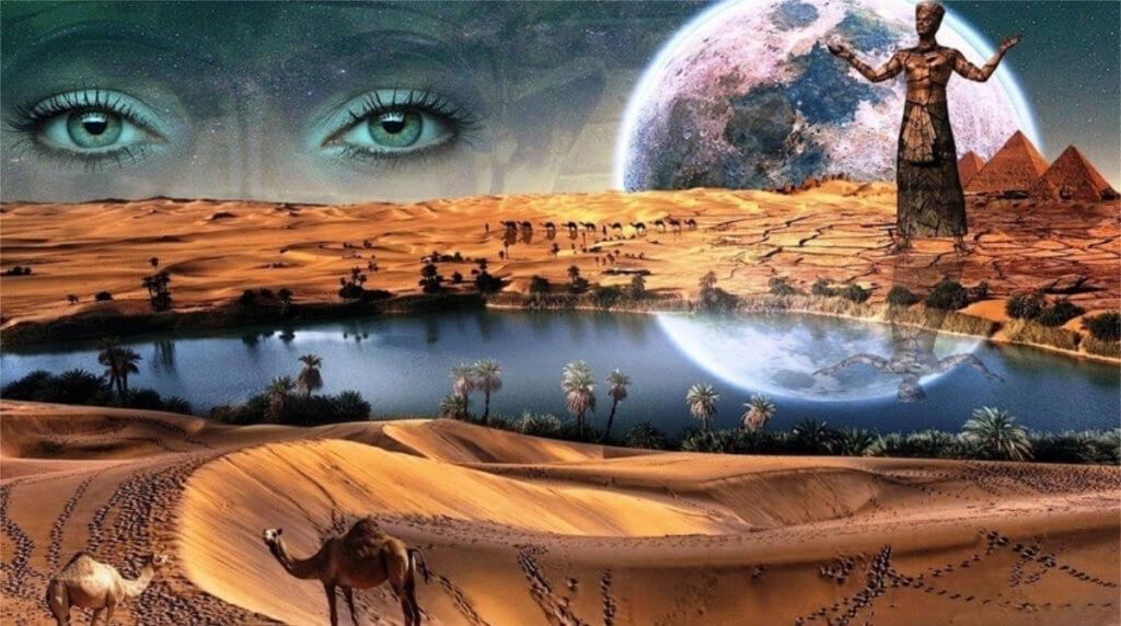 Из зелёного оазиса в песчаную пустошь: почему Сахара превратилась в пустыню?