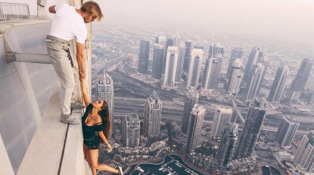На все готовы ради лайков: как блогеры рискуют жизни ради заветных сердечек