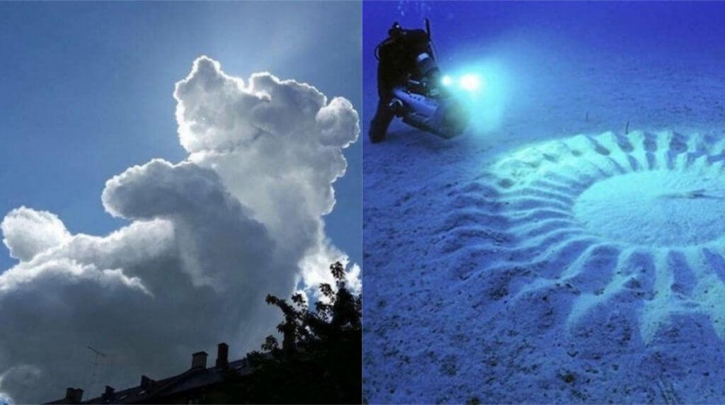 Ни грамма фотошопа! 20 фото-доказательств того, что природе есть ещё чем нас удивить