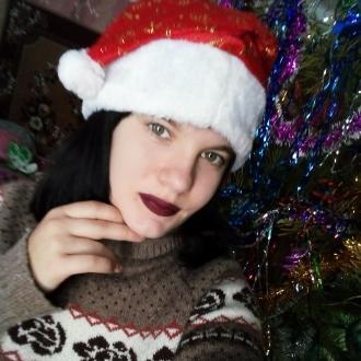 Anastasiya Daskal, 19