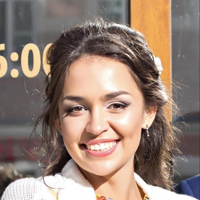 Nadezhda, 31, Peterburg, Russia