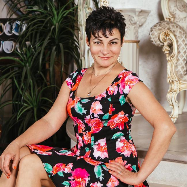 Nata Nankovska, 53, Odesa, Ukraine