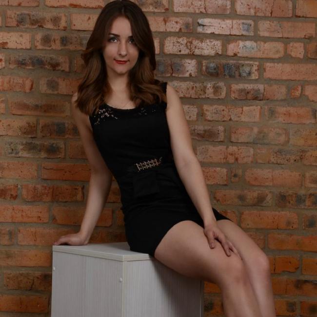 Alina, 22y.o., from Kiev, Kyiv City, Ukraine