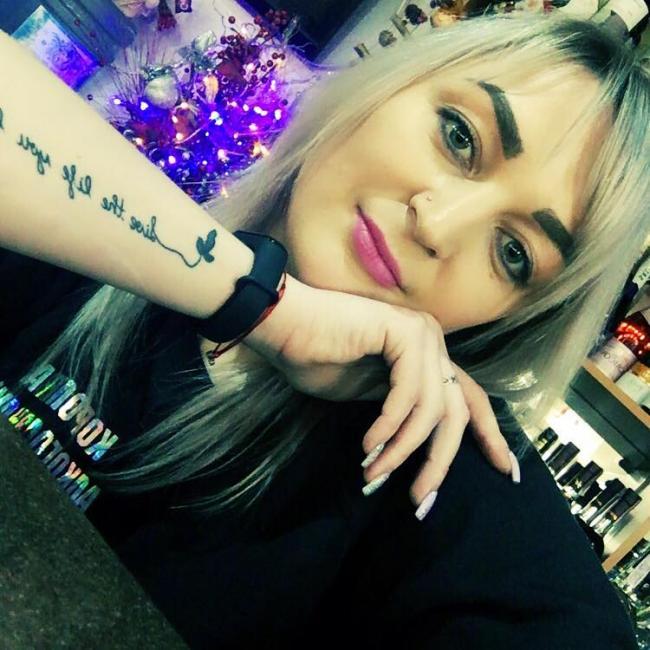 Marina Gelysever, 34,