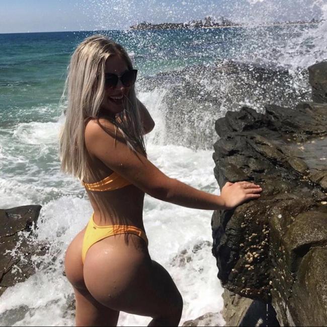 Mia Kate, 20, Brisbane, Australia