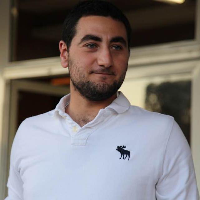 Jamil Hadchiti, 27, Beirut, Lebanon