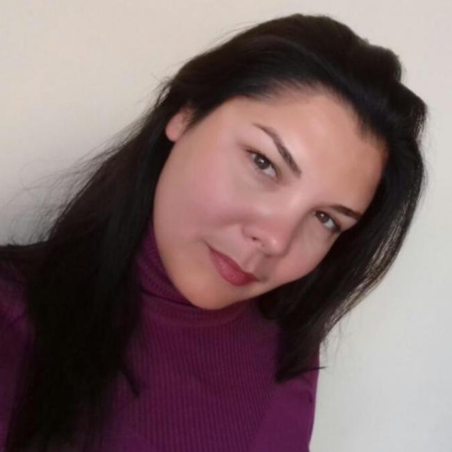 Yuliya Golos, 31, Kiev, Ukraine