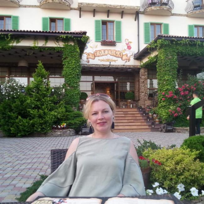 Ekaterina Gubareva, 43, Moscow, Russia