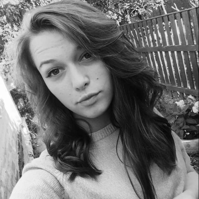 Eva, 25y.o., from Komsomolsk, Poltava, Ukraine