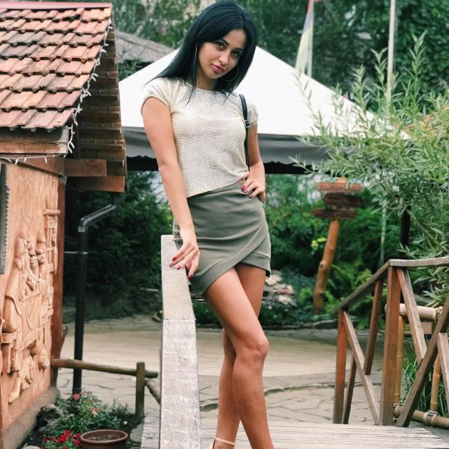 Anna, 24y.o., from Kharkiv, Kharkiv, Ukraine