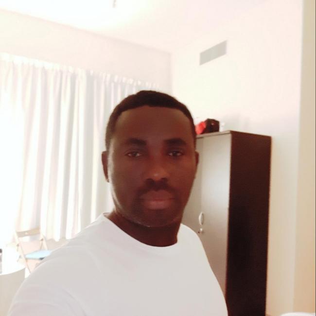 Andre, 34, Dubai, United Arab Emirates